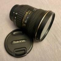 Tokina 10-24mm groothoek voor Nikon spiegelreflex