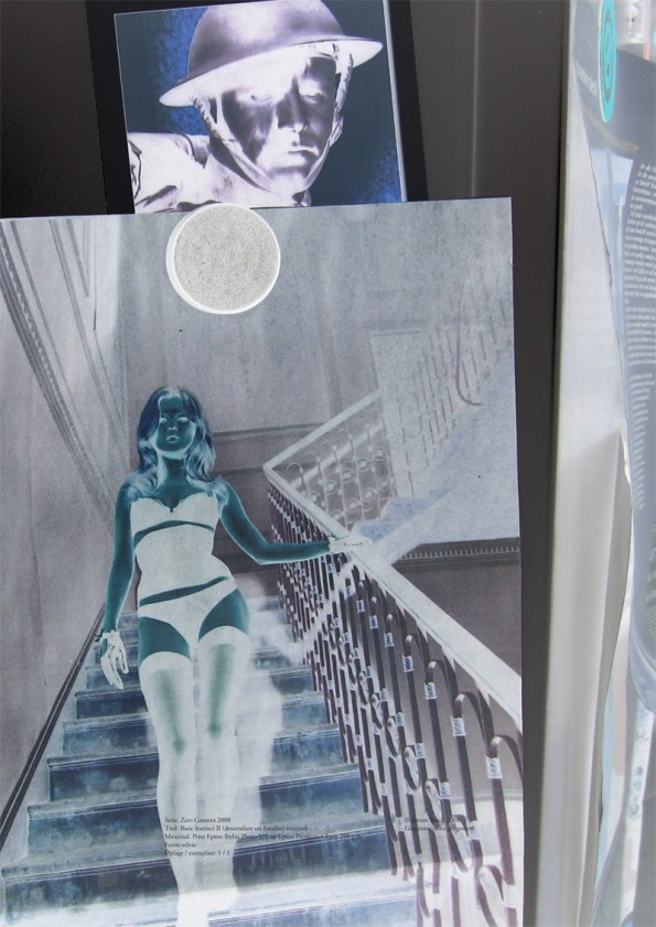 Basic Instinct II (descendant un Escalier) inverted
