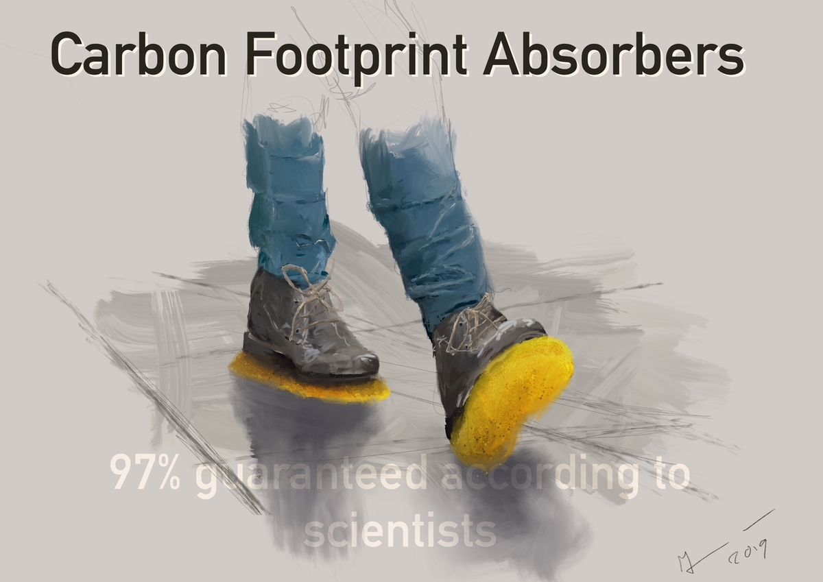 Carbon Footprint Absorbers px twitter