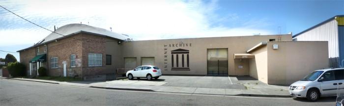 Internet Archive opent haar echte deuren