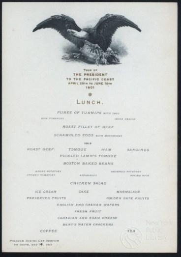 Publiek ingezet voor ontsluiting historische menu's NYPL