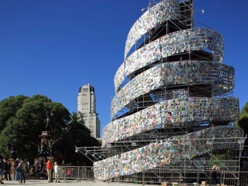 Boekentoren van Babel