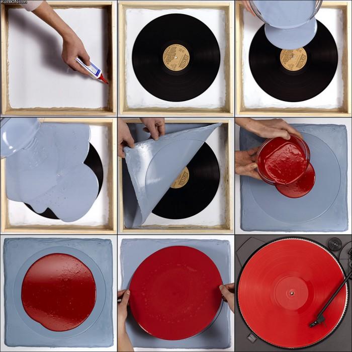 Hoe je een echte (illegale) kopie van een LP maakt