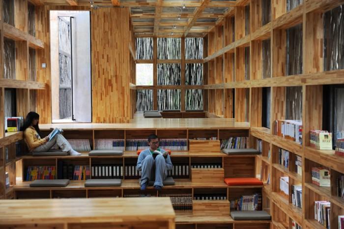 Geweldig mooi: Liyuan Library