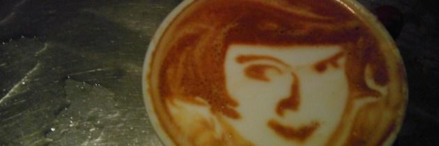 Koffie die bijna zonde is om op te drinken