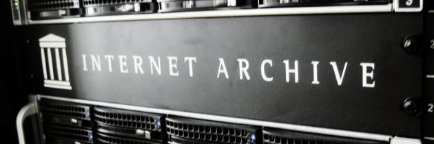 Brewster Kahle en Rick Prelinger over het digitale bewaren