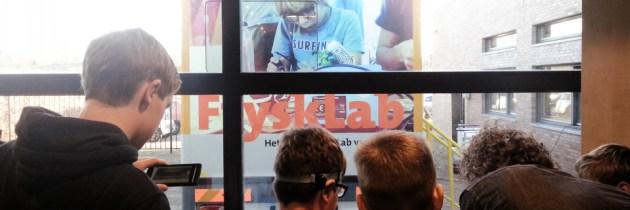 3D Onderwijsinnovatie Impuls event bij Innovatiehuis Lauwersdelta