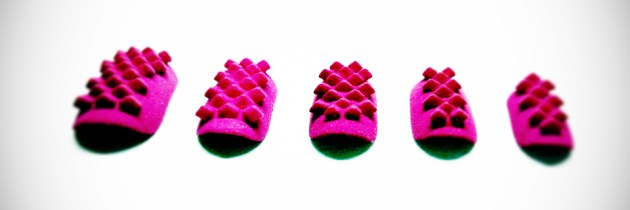 3D geprinte vingernagels van The Laser Girls
