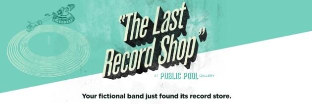 The Last Record Shop is zeker niet de laatste platenzaak