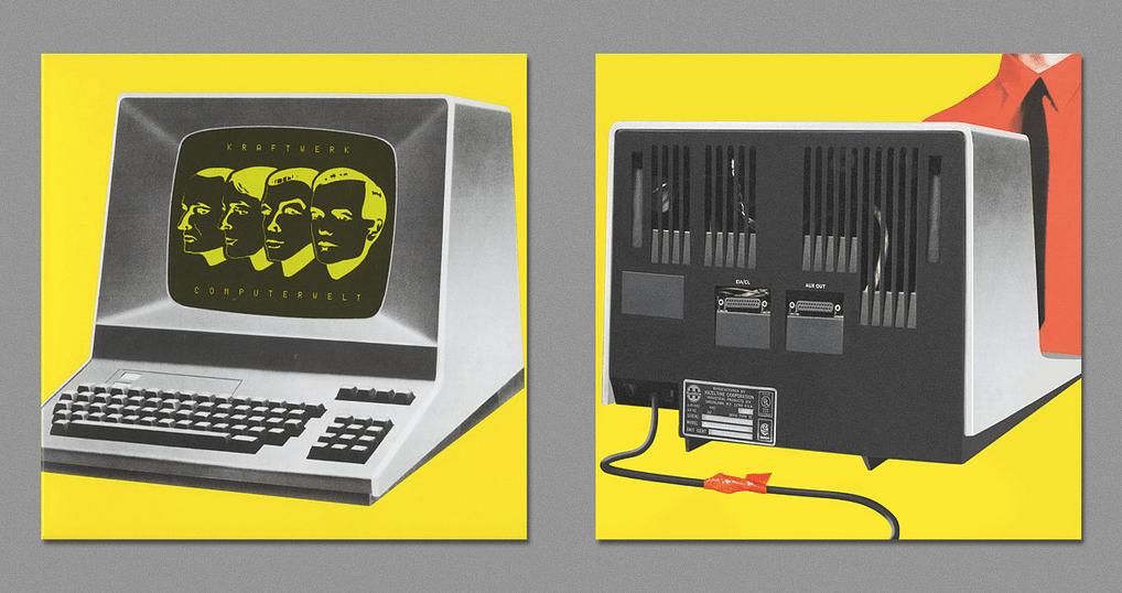Kraftwerk - Computer Welt