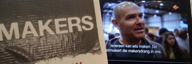 De nieuwe makers ook in Nederland! #tegenlicht