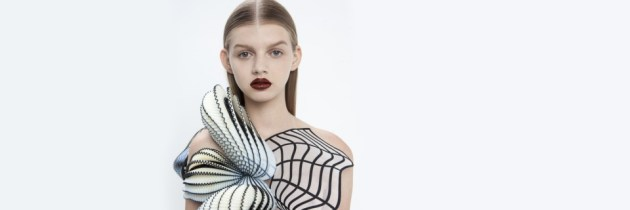 Hard Copy: fashion met 3D geprinte onderdelen