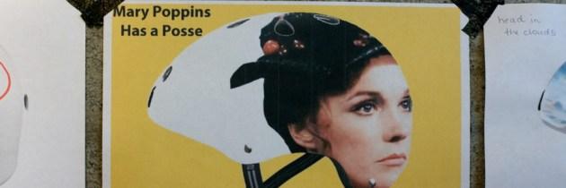 Mary Poppins gooit het gruntend over een andere boeg