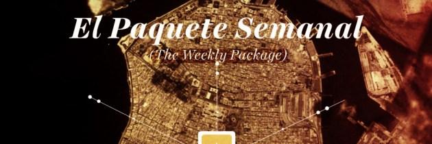 """""""El Paquete Semanal"""": een wekelijks pakket illegale content Cuba-style"""