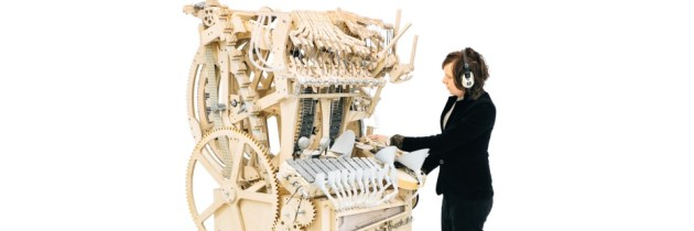 Wintergatan Marble Machine: muziek maken met 2000 kogeltjes