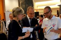 Twee dagen bij Generation Code in het Europees Parlement
