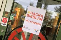 Te gast in Zweden bij de unconference Hackabibblan