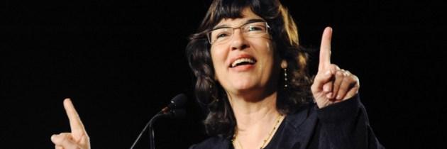 Bevlogen speech van CNN-journalist Christiane Amanpour die ook bibliothecarissen ter harte kunnen nemen