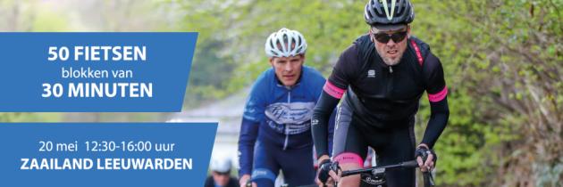 Ik fiets geld bij elkaar voor Stichting KiKa met Giro di KiKa(058)