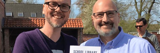 Bijdragen aan twee nieuwe boeken over bibliotheekmakerspaces