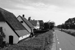 Witte huizen bandijk