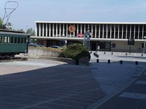 la gare de laon
