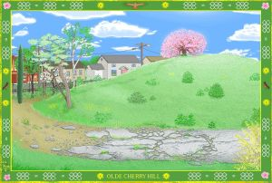 Olde Cherry Hill, par Pat Hines