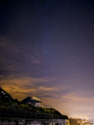 30/52 - Mt Saint Eynard under the stars