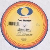 """Dee Robert, """"Brazen (Weep)"""" (Carrano)"""