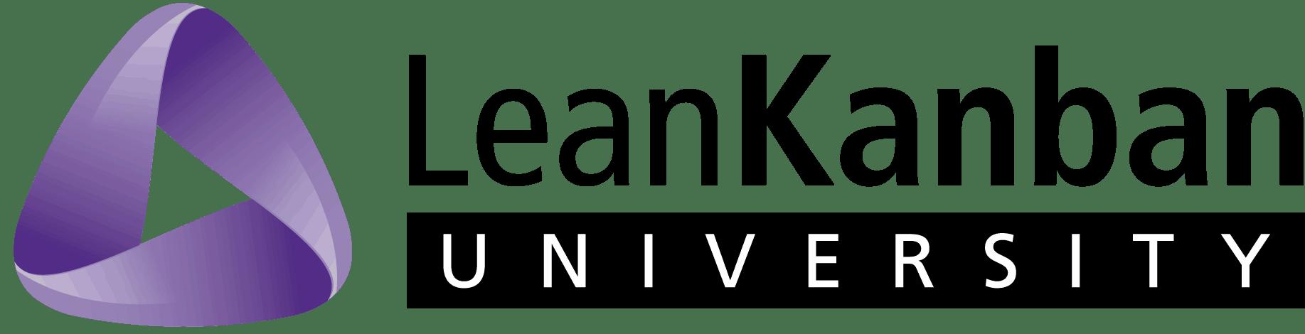 Lean Kanban University logo large