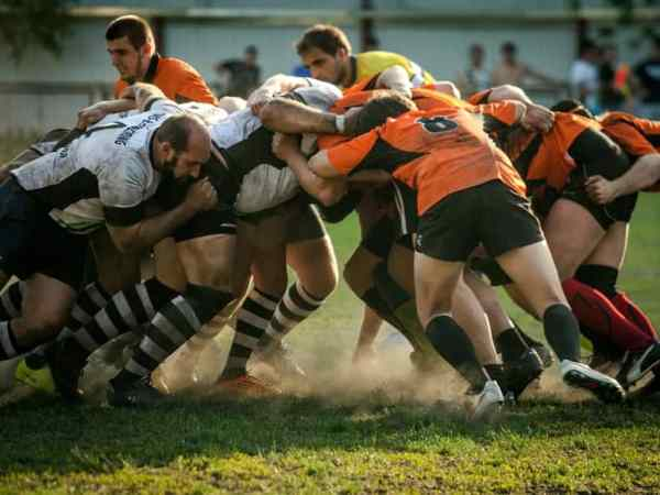 Scrum Rugby photo