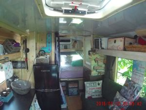 Durchgang School Bus