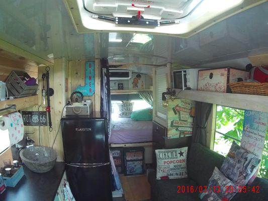 Update Old School Bus