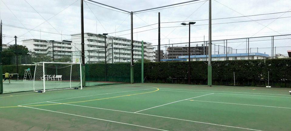 ウォーキングサッカー東京都江戸川区スポーツランド