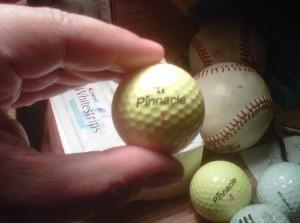Tigerblood Golfball