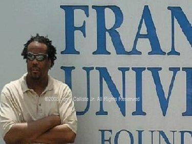 Jerry Calliste Jr. @ Franklin University 2008