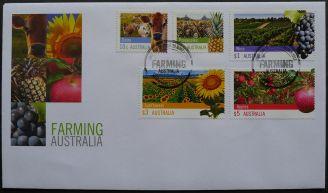 Australia, Farming, 2012