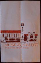 Brochure, University of Western Australia, 1982