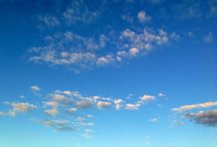 Biggenden winter sky
