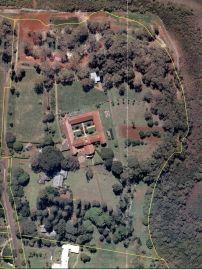 Ormiston, Aerial View 2002
