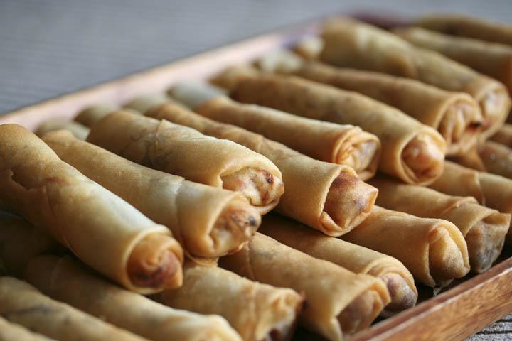 Recipe for Delicious Lumpia