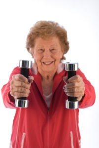 Elderly exercise recommendations