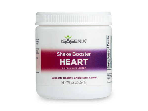 New Shake Boosters for Immune and Heart Health