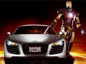 Whats That Car Tony Stark Drives In IRON MAN 3 Garrett