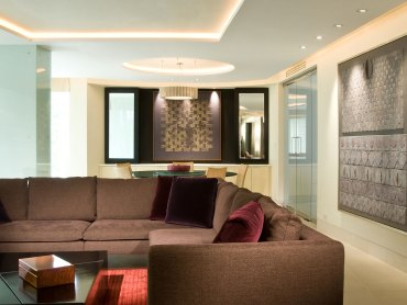 Contemporary apartment. Apartment Interior Design Mexico City