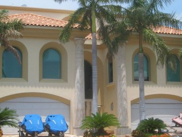 Tropical Villa Interior Design