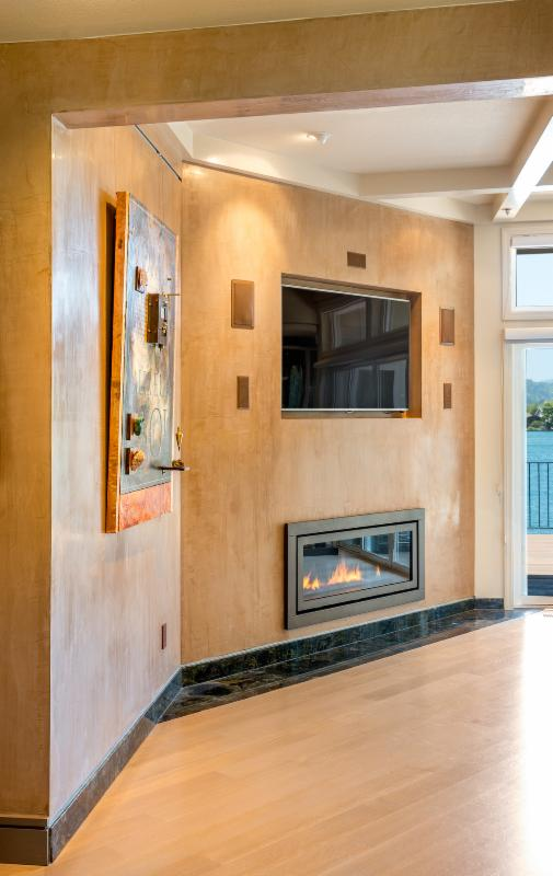Fireplace Jerry Jacobs Design