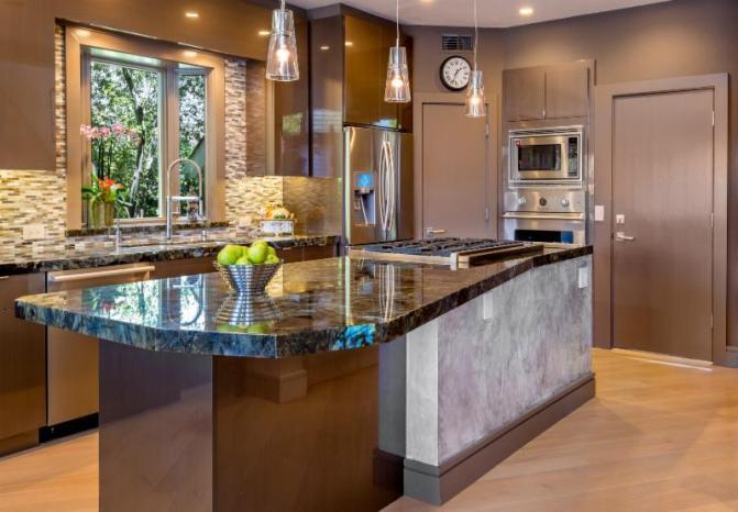 Kitchen Jerry Jacobs Design