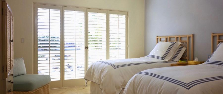 Window treatments.Plantation shutters.