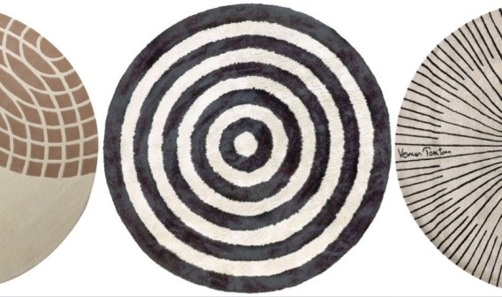 Best Residential Round rugs in San Francisco.